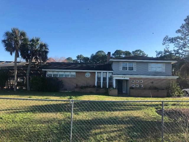 477 Del Monte Dr, St Augustine, FL 32084 (MLS #210732) :: The Newcomer Group
