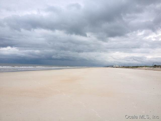 Lot 63 Old A1a Lot 63, St Augustine Beach, FL 32080 (MLS #210734) :: Olde Florida Realty Group