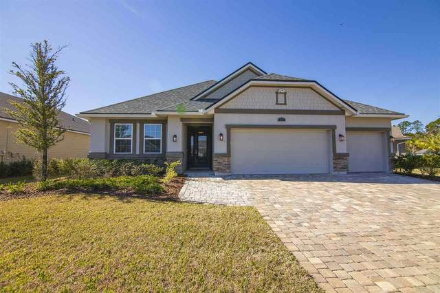 37 Quartz Pl, St Augustine, FL 32086 (MLS #210767) :: The Impact Group with Momentum Realty