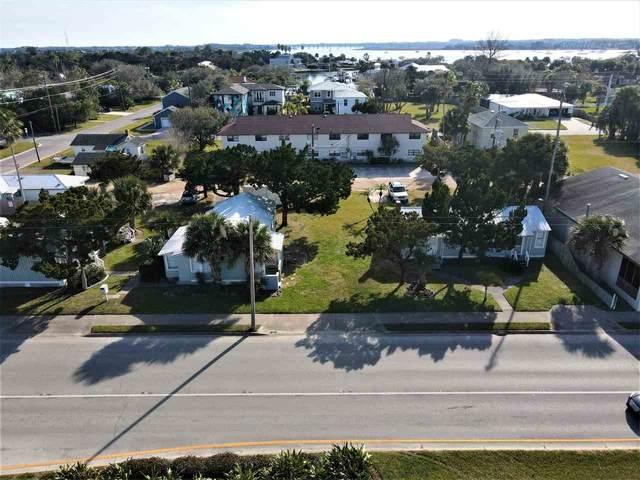 317 Anastasia Blvd, St Augustine, FL 32080 (MLS #210778) :: CrossView Realty