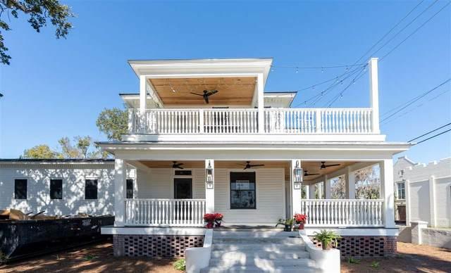 124 King St., St Augustine, FL 32084 (MLS #210814) :: Century 21 St Augustine Properties