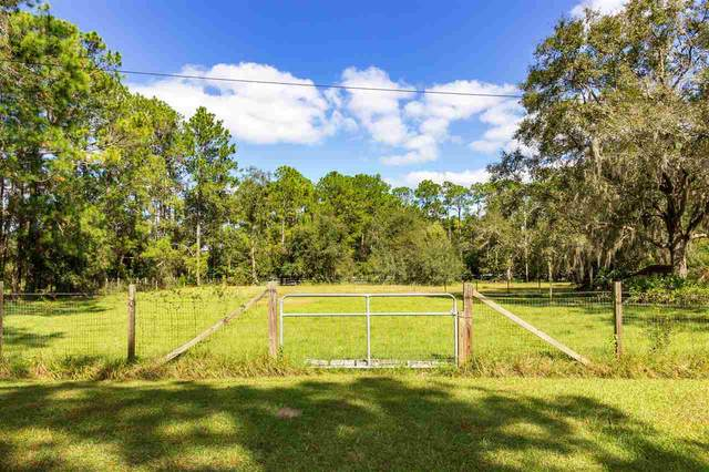 C H Arnold Rd- Lot 17 E, St Augustine, FL 32092 (MLS #210815) :: Noah Bailey Group