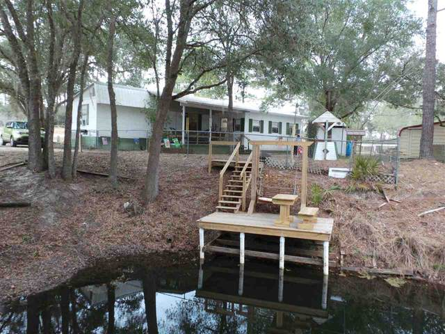 21220 E Highway 316, Fort Mccoy, FL 32134 (MLS #210816) :: The Impact Group with Momentum Realty