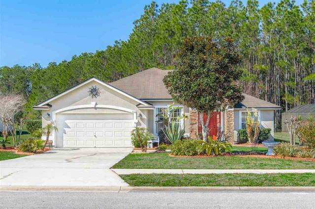 249 Whisper Ridge Dr, St Augustine, FL 32092 (MLS #210822) :: CrossView Realty