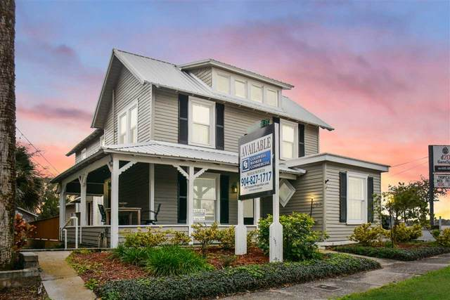 101 Orange St, St Augustine, FL 32084 (MLS #210832) :: CrossView Realty