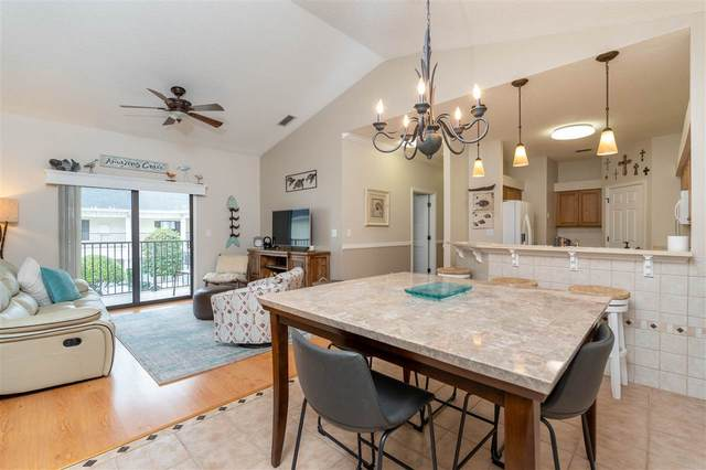 108 Laurel Wood Way #208, St Augustine, FL 32086 (MLS #210842) :: CrossView Realty