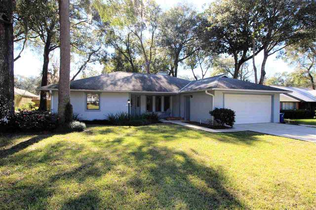 521 Jeffrey Drive, St Augustine, FL 32086 (MLS #210852) :: The Newcomer Group