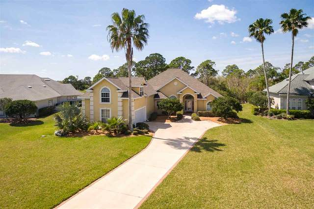 201 Vista Pointe Ct., St Augustine, FL 32080 (MLS #210905) :: The Impact Group with Momentum Realty