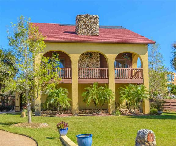 308 Porpoise Point, St Augustine, FL 32084 (MLS #210926) :: CrossView Realty