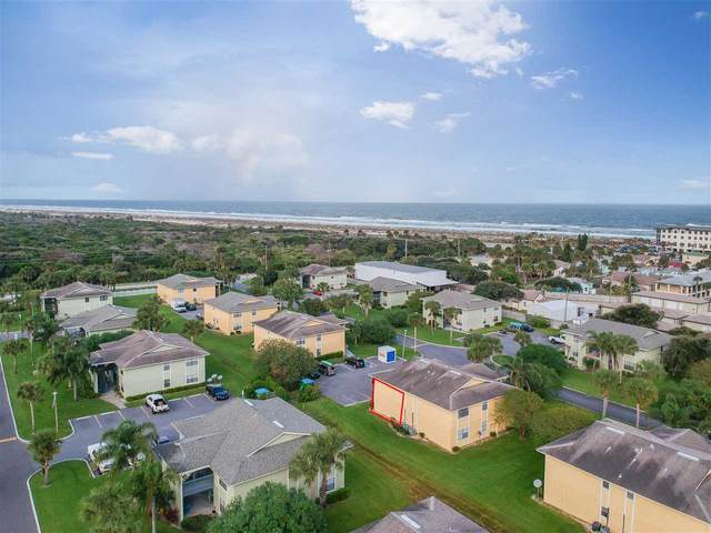 28 Schooner Ct. #28, St Augustine Beach, FL 32080 (MLS #210940) :: The Newcomer Group
