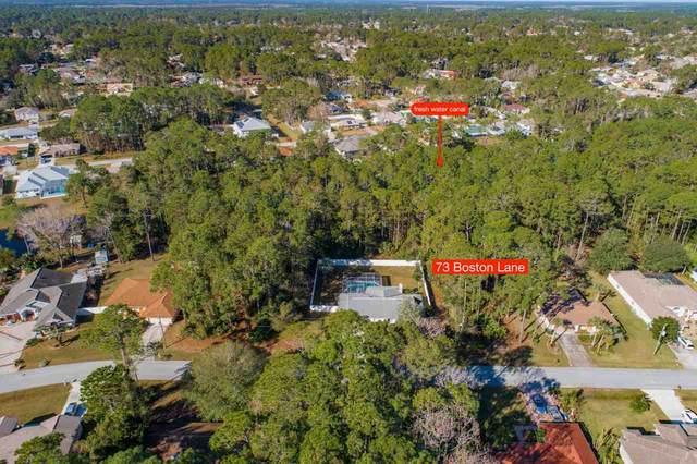 73 Boston Ln, Palm Coast, FL 32137 (MLS #210944) :: The Impact Group with Momentum Realty