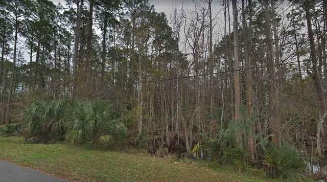 0 Lee, St Augustine, FL 32084 (MLS #210952) :: MavRealty