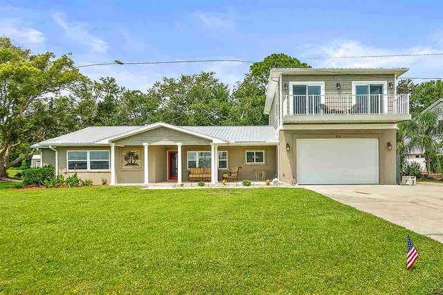 918 Shore Dr, St Augustine, FL 32086 (MLS #210980) :: Olde Florida Realty Group