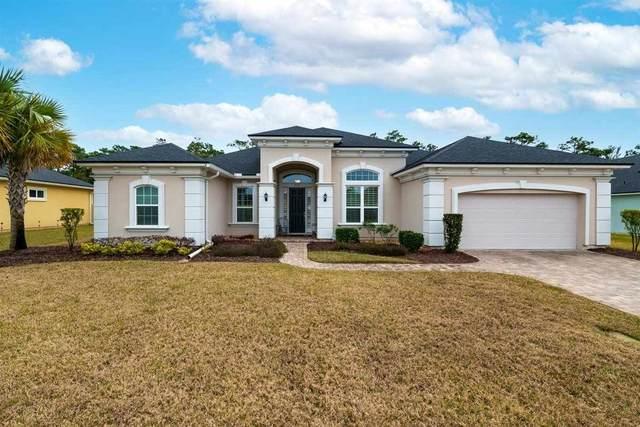 409 Maribella, St Augustine, FL 32086 (MLS #210983) :: Olde Florida Realty Group