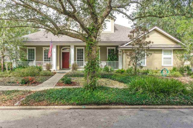635 Hannah Park Ln, St Augustine, FL 32095 (MLS #210984) :: Noah Bailey Group