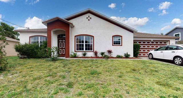 121 Florida Park Drive, Palm Coast, FL 32137 (MLS #210991) :: CrossView Realty