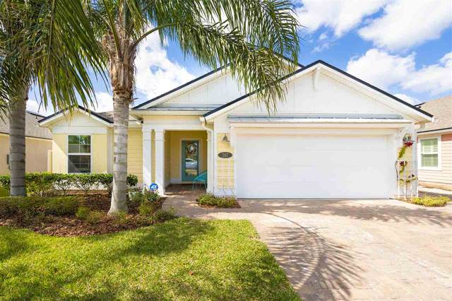 187 Ocean Cay Blvd, St Augustine, FL 32080 (MLS #211023) :: 97Park