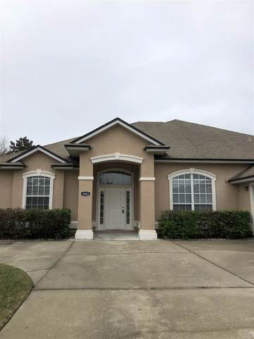 1941 Silverhawk Drive, St Augustine, FL 32092 (MLS #211029) :: The Newcomer Group