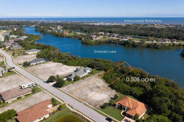 62 N Lakewalk Dr, Palm Coast, FL 32137 (MLS #211031) :: The Perfect Place Team