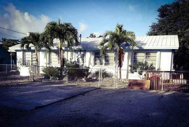 3854 No Name Rd, Big Pine Key, FL 33043 (MLS #211032) :: MavRealty