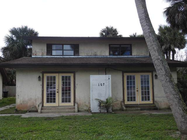 107 Arricola Ave A & B, St Augustine, FL 32080 (MLS #211036) :: CrossView Realty
