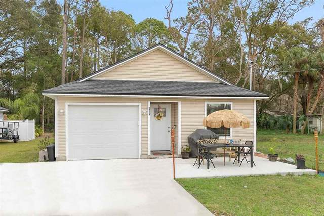 122 A Hurst St, St Augustine, FL 32084 (MLS #211038) :: The Impact Group with Momentum Realty
