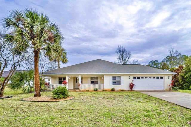 43 Westglen Lane, Palm Coast, FL 32164 (MLS #211043) :: CrossView Realty