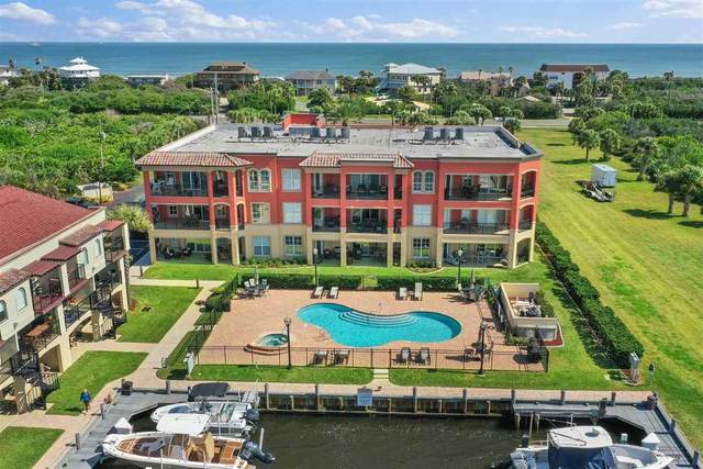 115 Sunset Harbor Way #103, St Augustine, FL 32080 (MLS #211057) :: The Newcomer Group