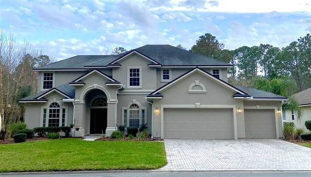 131 Duck Pond Dr, St Augustine, FL 32086 (MLS #211064) :: The Newcomer Group