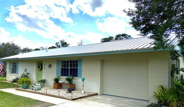 864 Alcala Drive, St Augustine, FL 32086 (MLS #211108) :: The Impact Group with Momentum Realty