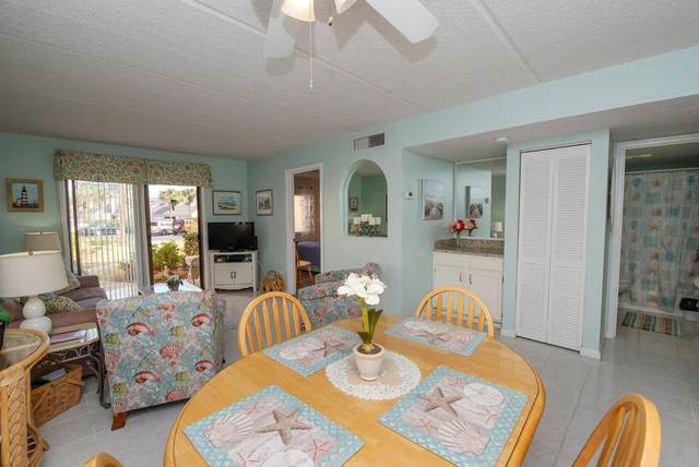 880 A1a Beach Boulevard, #1108 #1108, St Augustine, FL 32080 (MLS #211111) :: The Impact Group with Momentum Realty