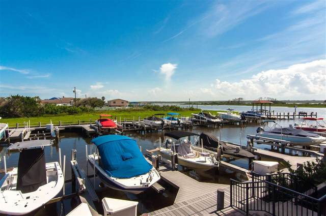 120 Sunset Harbor Way Unit 206, St Augustine, FL 32080 (MLS #211113) :: The Newcomer Group