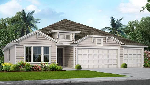 156 Ocean Jasper Dr, St Augustine, FL 32092 (MLS #211114) :: Century 21 St Augustine Properties