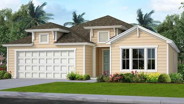 168 Ocean Jasper Dr, St Augustine, FL 32092 (MLS #211115) :: Century 21 St Augustine Properties