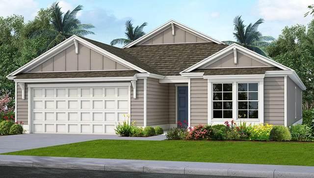 924 Ocean Jasper Dr, St Augustine, FL 32092 (MLS #211128) :: Century 21 St Augustine Properties