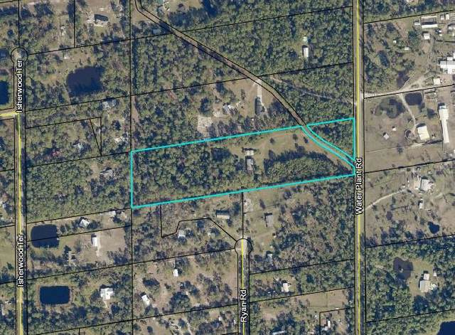 2355 Water Plant Rd, St Augustine, FL 32092 (MLS #211153) :: The Newcomer Group