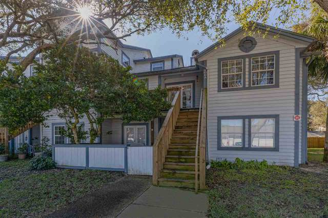 200 16th St 206A + Garage #, St Augustine, FL 32080 (MLS #211158) :: Better Homes & Gardens Real Estate Thomas Group