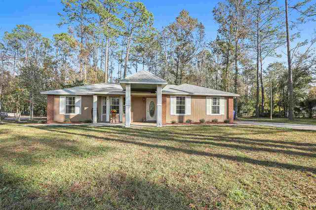 2312 Plantation Lake Dr, St Augustine, FL 32084 (MLS #211163) :: 97Park