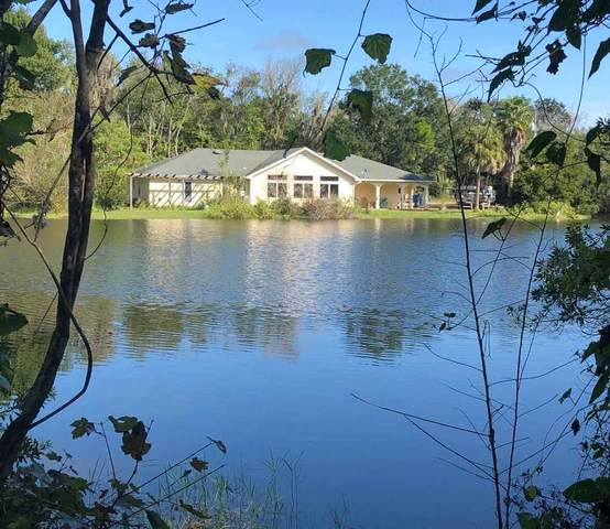 775 S Holmes Blvd, St Augustine, FL 32084 (MLS #211183) :: The Impact Group with Momentum Realty