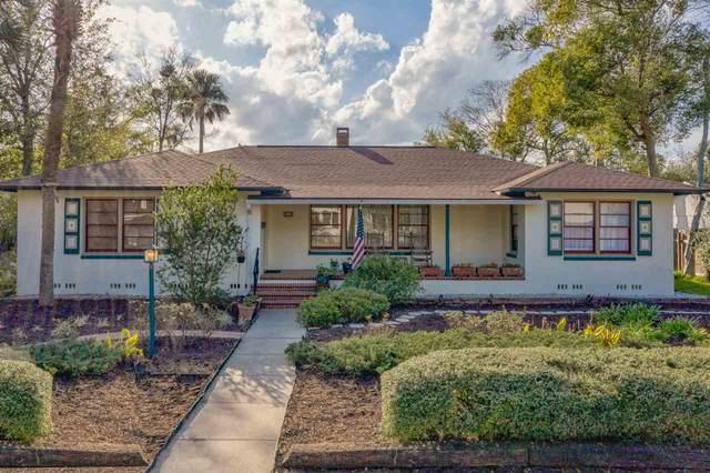 56 Riberia Street, St Augustine, FL 32084 (MLS #211190) :: MavRealty