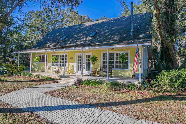 600 Big Oak Rd, St Augustine, FL 32095 (MLS #211191) :: MavRealty