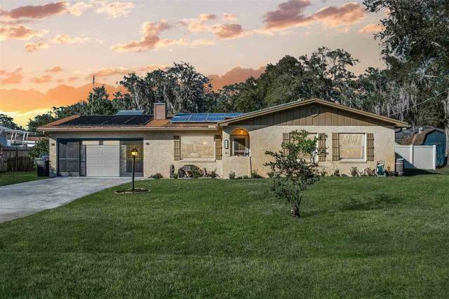 509 Warbler Rd, St Augustine, FL 32086 (MLS #211196) :: The Impact Group with Momentum Realty