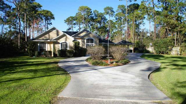 936 Colonial Dr, St Augustine, FL 32086 (MLS #211208) :: 97Park