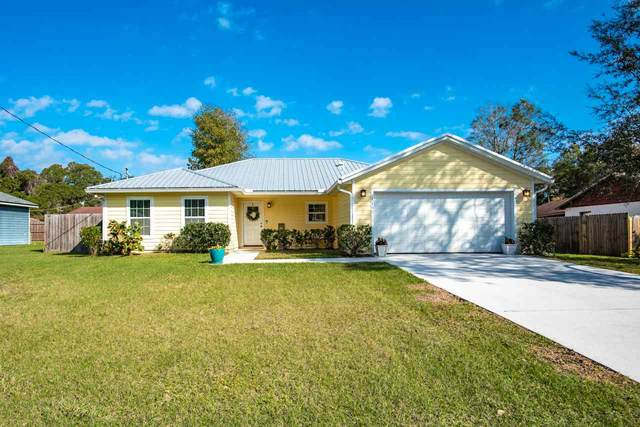 119 Pelican Road, St Augustine, FL 32086 (MLS #211260) :: The DJ & Lindsey Team
