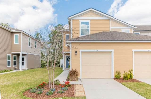 137 Whitland Way, St Augustine, FL 32086 (MLS #211266) :: The DJ & Lindsey Team