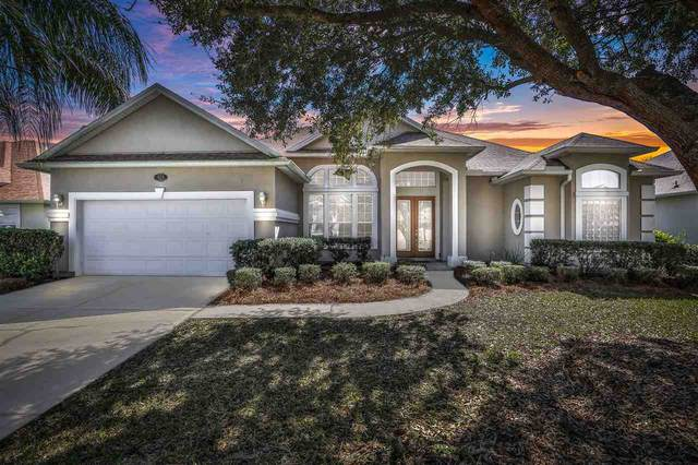 929 Oxford Drive, St Augustine, FL 32084 (MLS #211268) :: The Newcomer Group