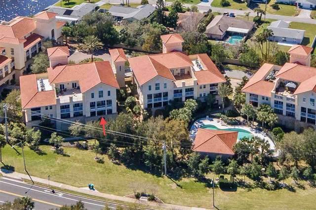 200 Bella Harbor Court #104, Palm Coast, FL 32137 (MLS #211271) :: The DJ & Lindsey Team