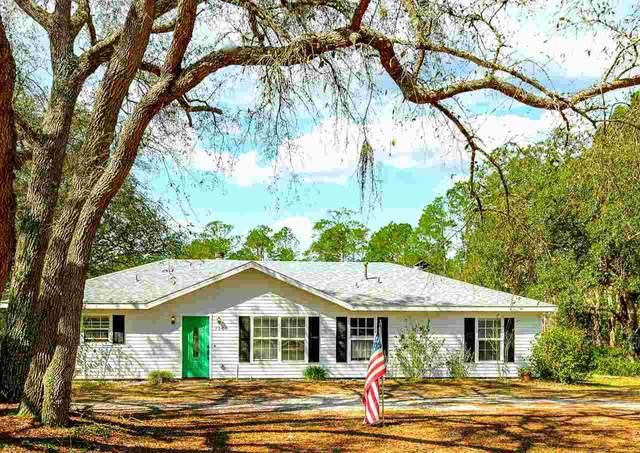 7909 County Road 13, St Augustine, FL 32092 (MLS #211272) :: 97Park