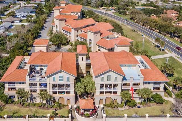 300 Bella Harbor Court #108, Palm Coast, FL 32137 (MLS #211274) :: The DJ & Lindsey Team