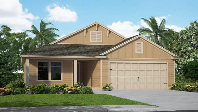 124 Spoonbill Cir, St Augustine, FL 32092 (MLS #211301) :: CrossView Realty